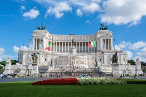 posizione hotel corot roma - Vittoriano