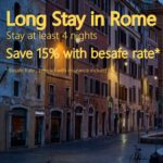 hotel corot long stay roma